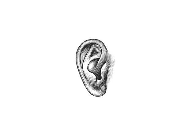 Listen Ear Icon Ear Icon