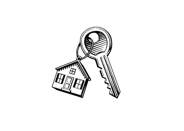 Steven Noble Illustrations: House Keys