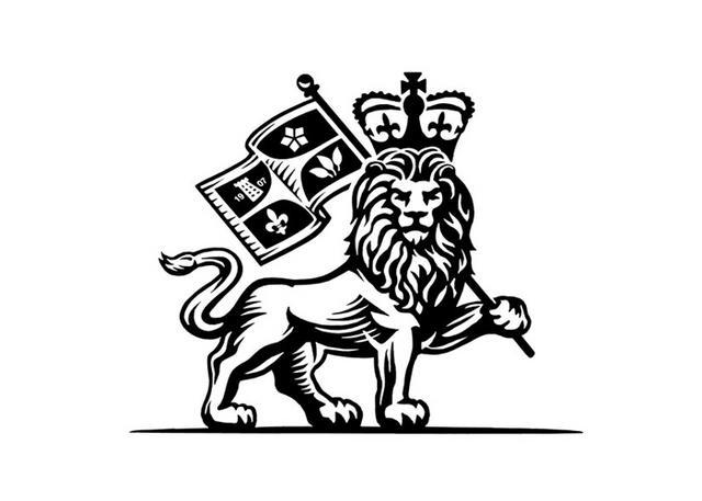Steven Noble Illustrations: Lion Logo