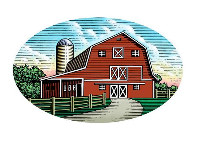 Steven Noble Illustrations: creekstone farms