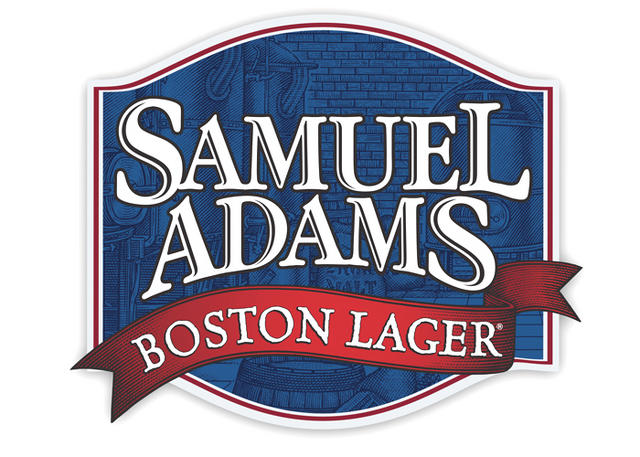 Sam Adam's Logo Shield