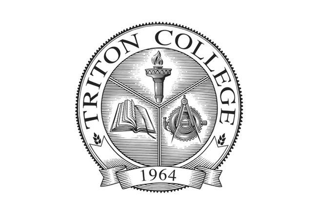 Steven Noble Illustrations Triton College Logo